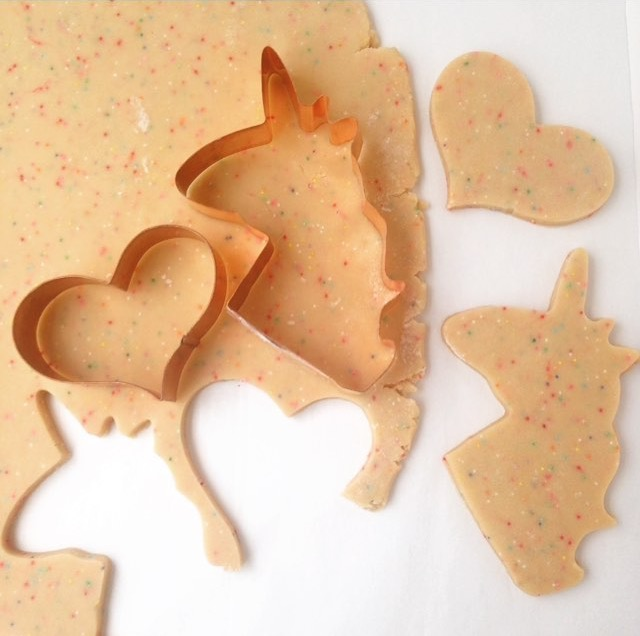 Cookie Dough Cookie Cutters